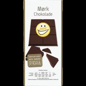 EASIS Mørk Chokoladeplade