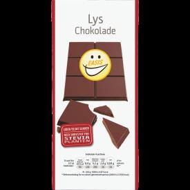 EASIS Lys Chokoladeplade
