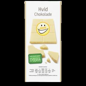 EASIS Hvid chokoladeplade 85 g.