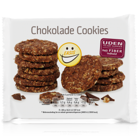 EASIS Chokolade Cookies 132g