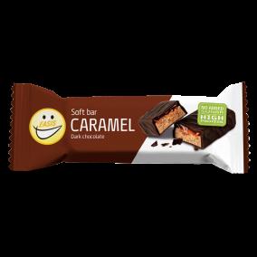 EASIS Soft bar Karamel og mørk chokolade 24 stk.
