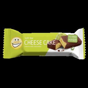 EASIS Soft bar Cheese Cake og lime, 24 stk