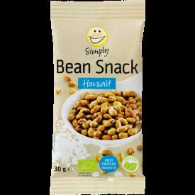 EASIS Simply Bean Snack Havsalt 30g
