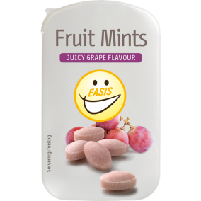 EASIS Fruit Mints Juicy Grape