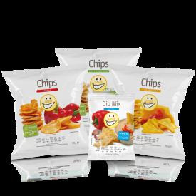 Sampak – Chips og Dip Mix