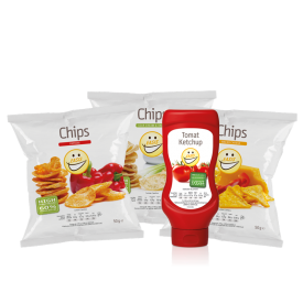Sampak – Mix Chips & Ketchup