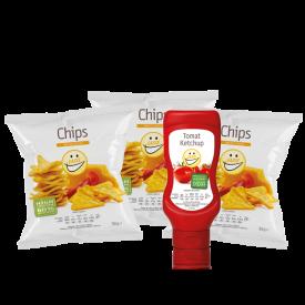Sampak – Cheese & Ketchup