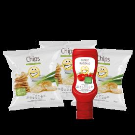 Sampak – Sour Cream & Ketchup
